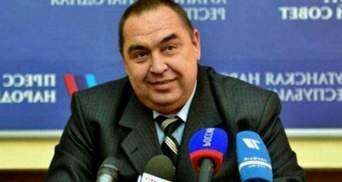 """Плотницкий говорит, что террористы достигли """"политической победы"""""""