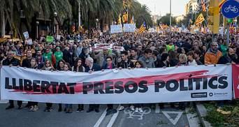 Багатотисячний натовп заполонив вулиці Барселони: з'явились фото