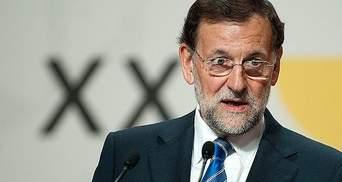 Іспанський прем'єр прибув у Каталонію уперше після заворушень
