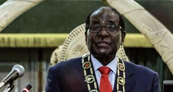 Президента Зимбабве Роберта Мугабе после переворота взяли под стражу военные