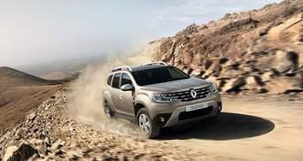 В Renault показали фото Duster нового поколения