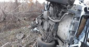 Подрыв авто полиции на Донбассе: в полиции сообщили детали