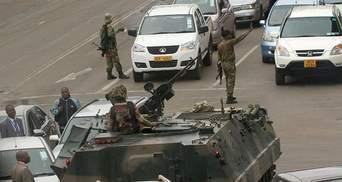 Военное восстание в Зимбабве: почему армия восстала против действующей власти