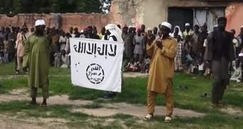 """14 человек погибли в теракте в Нигерии от рук сторонников """"Исламского государства"""""""