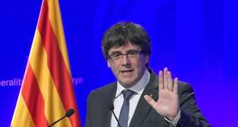 Пучдемон сделал заявление относительно своего участия в досрочных выборах в Каталонии