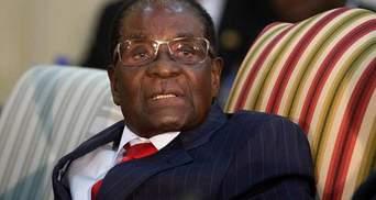 Военное восстание в Зимбабве: президент страны решительно отказался уходить в отставку