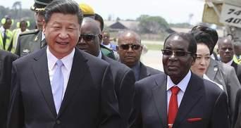 """Китай мог дать """"зеленый свет"""" военному перевороту в Зимбабве, – The Guardian"""