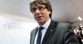 Суд в Бельгии пока не знает, что делать с каталонским лидером-беглецом Пучдемоном