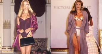 Яким було перше шоу Victoria's Secret: красиві кадри