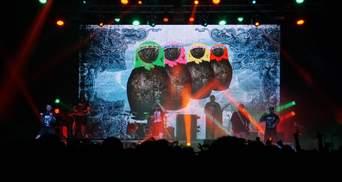 Группа Brutto презентовала новый альбом в Киеве: фоторепортаж с концерта