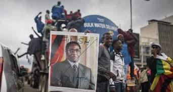"""Как Путин потерял еще одного друга, или """"Гибридный путч"""" по-зимбабвийски"""