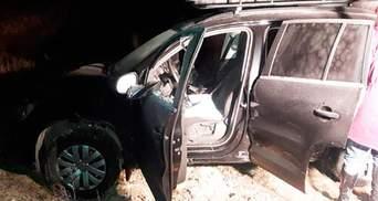 """Грабители со стрельбой """"обчистили"""" авто в Житомирской области, украв десятки килограммов золота"""
