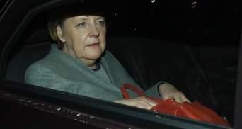 Меркель заявила про можливі нові вибори в Німеччині