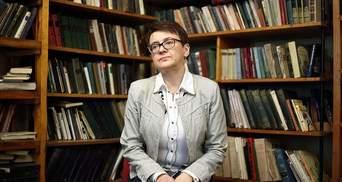 Россия делает из украинцев врагов Польши вместо себя, – Забужко