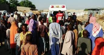 Около 50 погибших в результате теракта в Нигерии