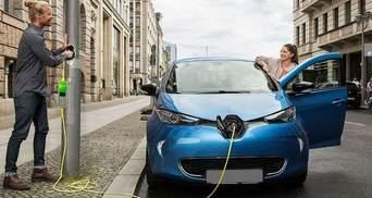 Продажи электромобилей в мире выросли более чем вдвое