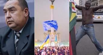 """Главные новости 21 ноября: годовщина Еромайдана, """"переворот"""" в Луганске, отставка Мугабе"""