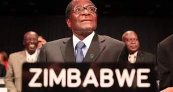Мугабе таки ушел в отставку: люди празднуют посреди улиц