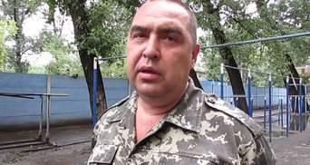 Плотницький заявив, що нікуди не тікав із окупованого Луганська