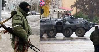 Ситуация в Луганске сегодня: боевики усиленно охраняют Плотницкого