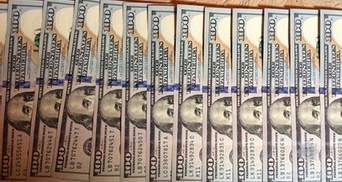 В Днепре грабители похитили у женщины 50 тысяч долларов и золото