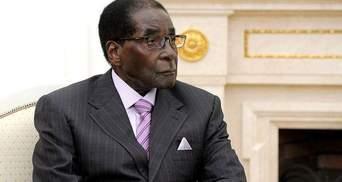 Суд признал законным переворот в Зимбабве