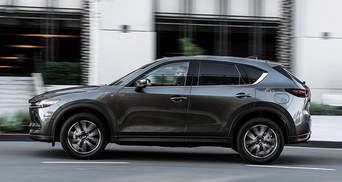 Mazda готує новий кросовер виключно для Північної Америки