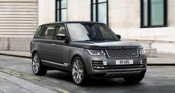 Представлено найдорожчий Land Rover в історії