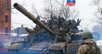 """Боевики """"ДНР"""" боятся наступления сил АТО в районе Горловки и готовятся его отражать"""