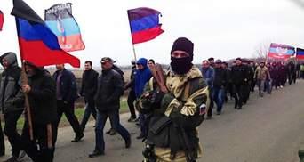 """После """"переворота в Луганске"""" подразделения """"ДНР"""" возвращаются на оккупированные территории Донецкой области"""
