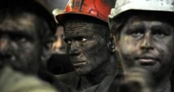 На Волині з шахти вже кілька днів не виходять гірники, бунтуючи проти заборгованих зарплат
