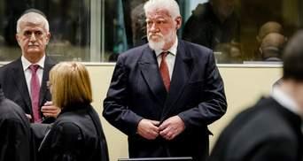 Слободан Пральяк выпил яд после приговора в Гааге: кем был генерал