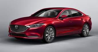 Mazda6 становится премиальной