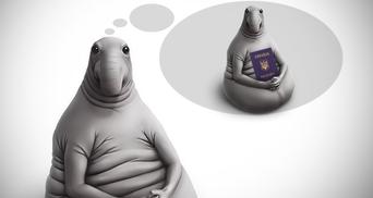 Очередь за биометрическими паспортами: потерпеть до Нового года
