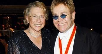 Умерла мать музыканта Элтона Джона