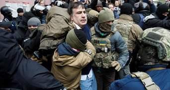 Саакашвілі наразі не депортують до Грузії, – Луценко