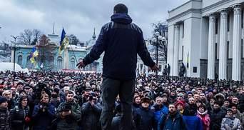 У Саакашвили прогнозируют плохой конец для Порошенко