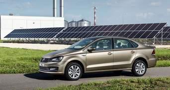 Седани Volkswagen Polo можуть не завестись