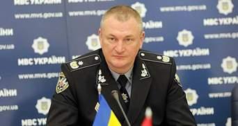 Глава Национальной полиции рассказал, почему до сих пор не задержали Саакашвили