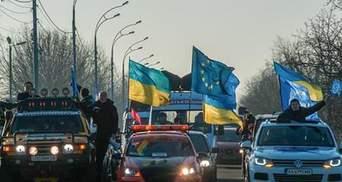 Не Луценком єдиним: до кого з високопосадовців навідувались активісти Автомайдану