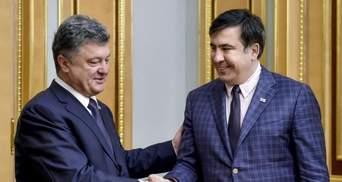 Затримання Саакашвілі може призвести до завершення президентства Порошенка, – експерти