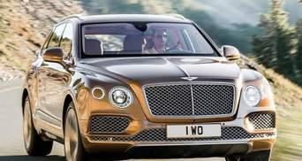 Какие авто вошли в ТОП-самых дорогих кроссоверов в 2017 году