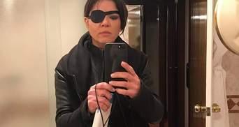 Руслана чуть не потеряла зрение: певица рассказала детали об операции на глазу