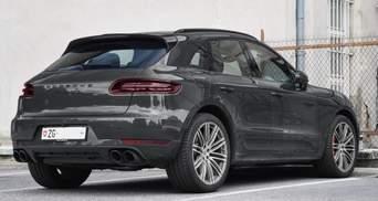 Porsche Cayenne і Macan отримають версії купе