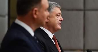 Порошенко заявил, что надо сделать с исторической фигурой Бандеры