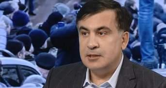 Для чого Міхеїл Саакашвілі в українській політиці: ексклюзивне інтерв'ю