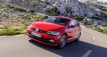Гаряча версія Volkswagen Polo надійшла в продаж