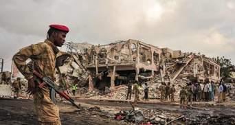 В Сомали взорвали полицейскую академию: есть погибшие
