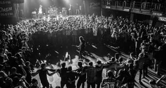 """""""Гуцул-метал"""" впервые прогремел в Киеве и ознаменовался сумасшедшими танцами: смотрите фото и видео"""