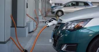 10% паркомісць, пристосованих для електрокарів, хочуть ввести на законодавчому рівні